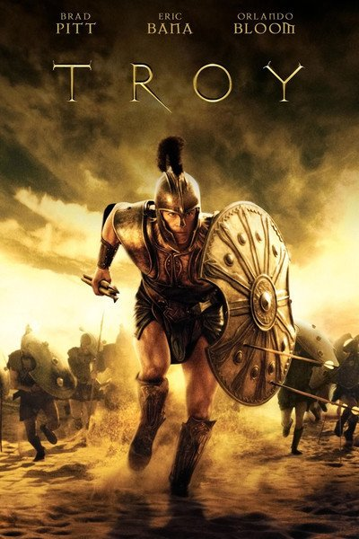 analysis film troy